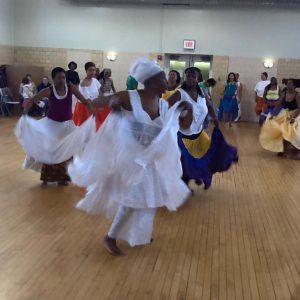 Troupe Da Da Philly African Dance Classes